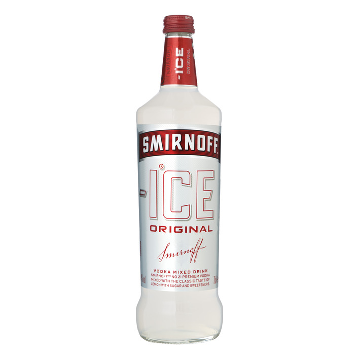 Smirnoff ice per fles bierkoerier groningen for Ice tropez alcohol percentage